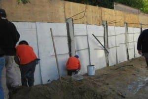 Retaining Walls 004