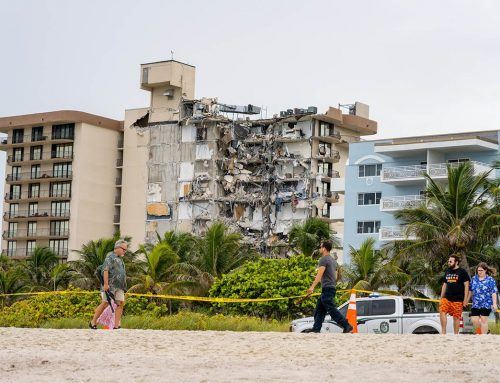 What lessons can we learn from the Miami Condo Building Collapse?