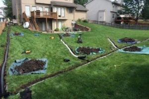 drainage solutions, water drainage solutions
