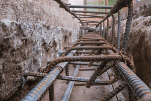 commercial retrofitting an unreinforced masonry structure