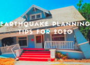 Earthquake planning tips for the year 2020