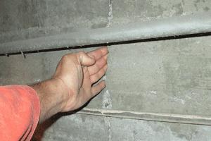 house foundation cracks