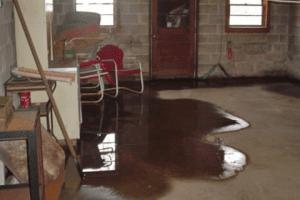 Basement Water Damage Banner 1