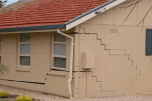 home foundation cracks