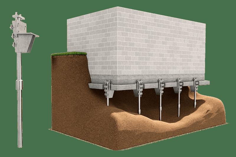 foundation underpinning design