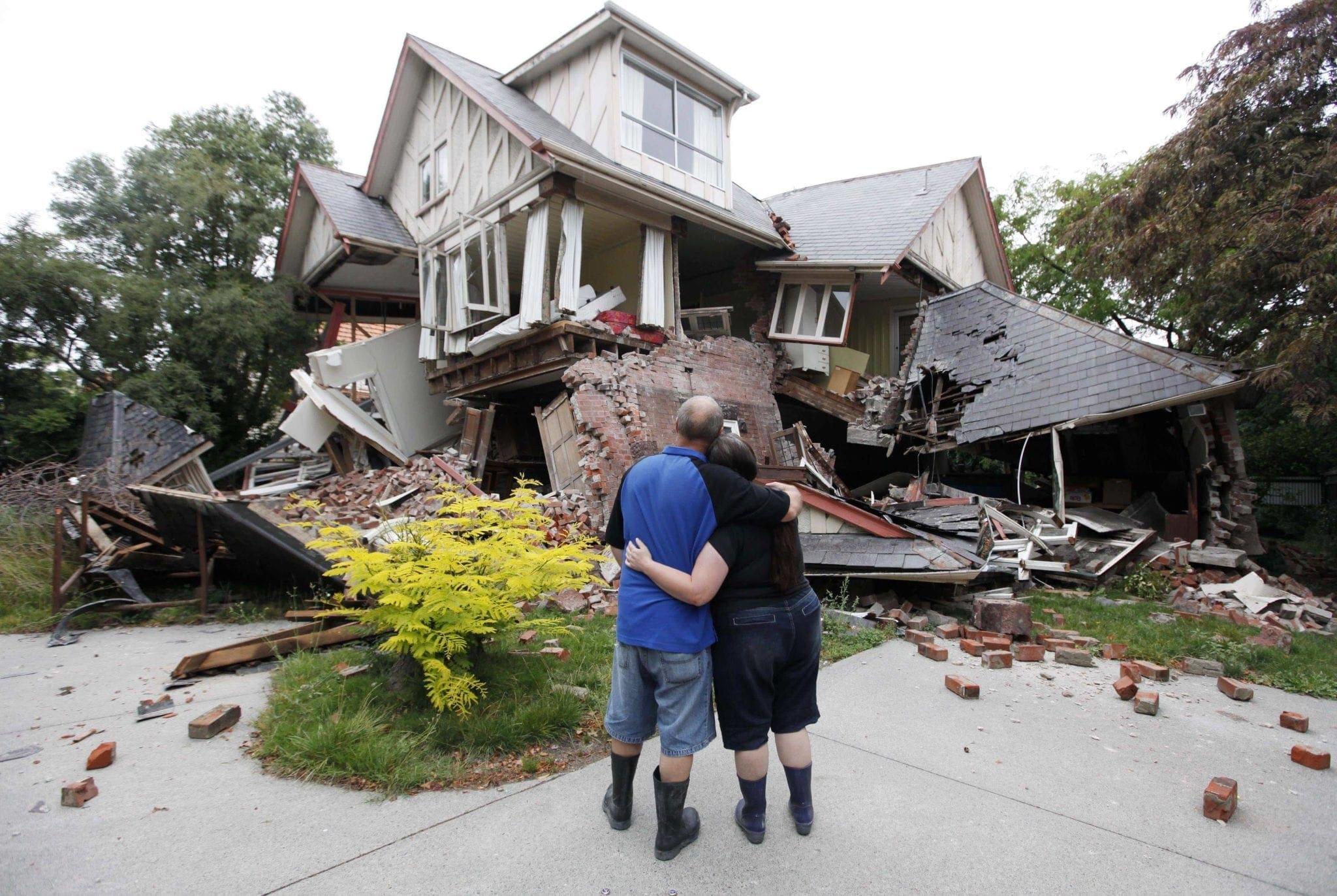 big one: Earthquake