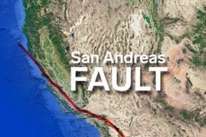 New evidence shows that last year's Ridgecrest earthquakes may have tripled the chance of a large earthquake along the San Andreas fault!
