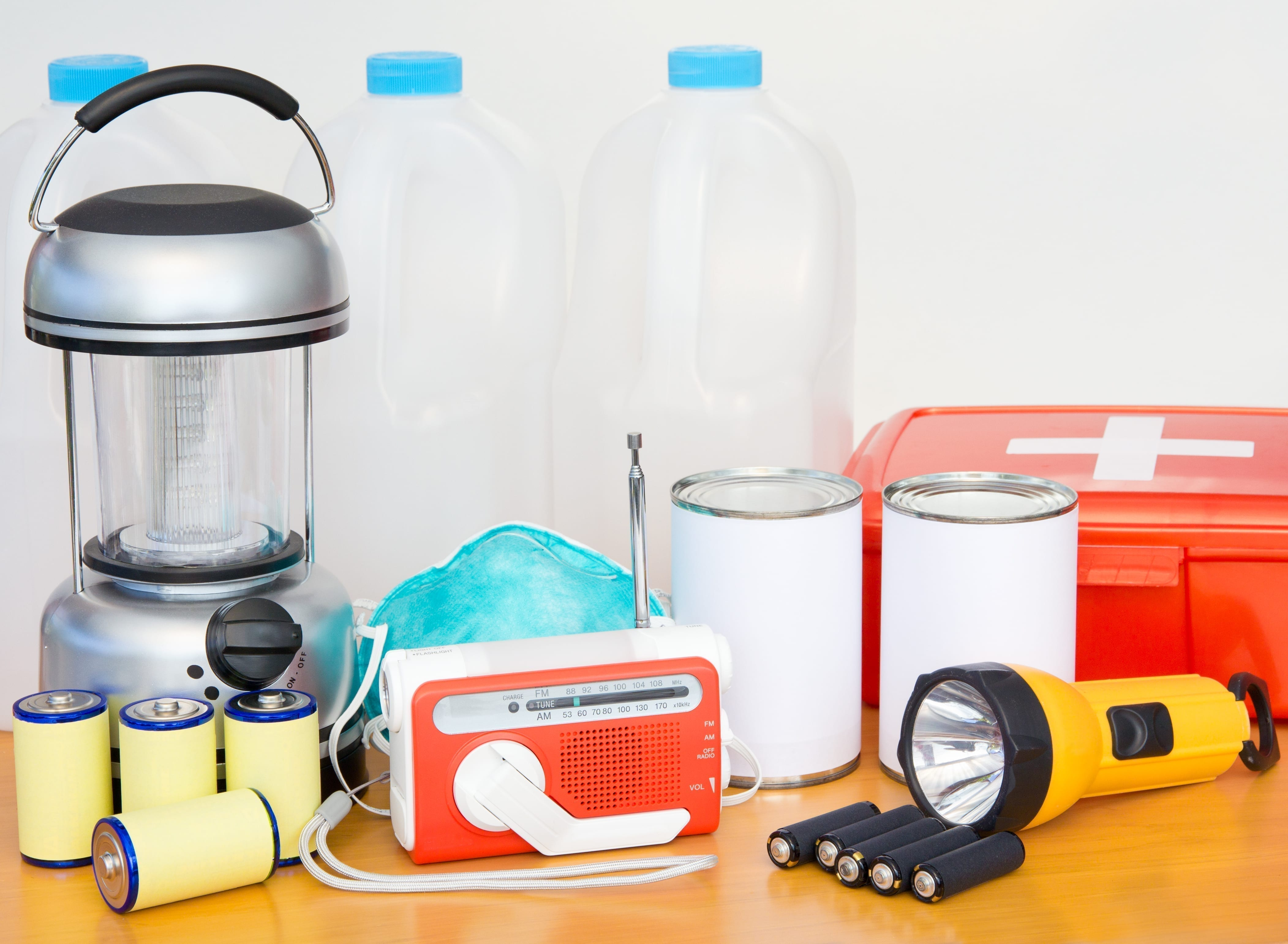 Do you have an emergency preparedness earthquake kit? If not you should definitely put one together!