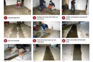 Foundation Slab Repair