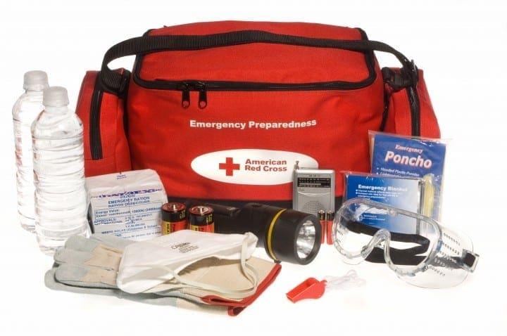 earthquake safety kit